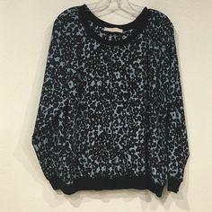 Loft cheetah blouse Excellent condition. No trades. No PayPal. LOFT Tops Blouses