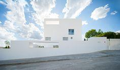 Raumplan House, Alberto Campo Baeza © Javier Callejas