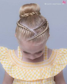 Hair Styles For School Stunning Kids Hairstyles Ideas You Have To Try Right Open Hairstyles, Back To School Hairstyles, Box Braids Hairstyles, Little Girl Hairstyles, Popular Hairstyles, Hairstyle Ideas, Kids Hairstyle, Creative Hairstyles, Short Hairstyle