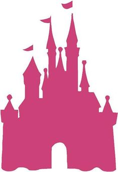Wall Decal Sticker, Vinyl Wall Decals, Jasmin Party, Chateau Disney, Image Princesse Disney, Cinderella Party, Cinderella Castle, Cinderella Coach, Cinderella Princess
