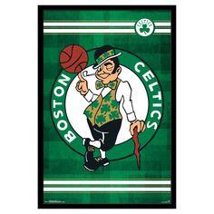 Trends International Boston Celtics - Logo Poster