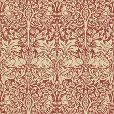 Buy William Morris & Co 210410 Wallpaper | Fashion Interiors