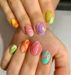 Nail Design Stiletto, Nail Design Glitter, Swag Nails, My Nails, Nail Jewelry, Jewellery Rings, Funky Nails, Funky Nail Art, Fire Nails