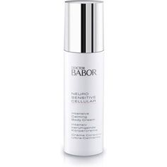 Doctor Babor Neuro Sensitive Cellular Intensive Calming Body Cream - 5 1/4 oz Doctor Babor Neuro Sensitive Cellular Intensive Calming Body Cream (Sensitive/Very Dry Skin Types) relieves the main signs of extremely sensitive and very dry skin.