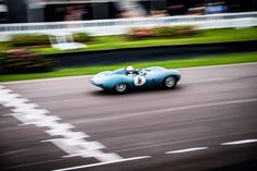 Jaguar ctype  Goodwood revival
