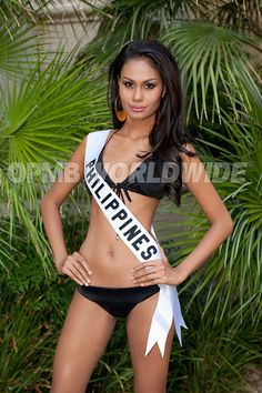 Venus Raj, Miss Philippines 2010, poses in her Dar Be Dar swimsuit during the registration and fitting process in preparation for the Miss Universe 2010 Competition at Mandalay Bay Hotel and Casino in Las Vegas, Nevada on Sunday, August 8, 2010. The Miss Universe 2010 competition that will air live on the NBC Television Network at 9 PM ET, August 23, 2010.