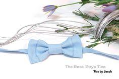 SALE Bow tie for Boys Elegant gentleman  Tie  by TheBestBoysTies, $10.50