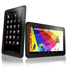 10.1 inch Google Android Tablet 32GB / A31S Quad Core 1.2Ghz / Android 4.4 Kitkat / Dual Camera / HDMI Wifi Bluetooth / 1G RAM + 32G ROM POOFEK http://www.amazon.com/dp/B00OK4M0BO/ref=cm_sw_r_pi_dp_yo2Pub10GFH9T