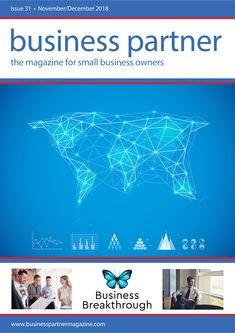 Business Partner Magazine Issue 31 - the magazine for the small business owner Start Up Business, Business Tips, Social Media Marketing Business, Digital Magazine, Pinterest Marketing, Issue Magazine, Startups, Learning, Study