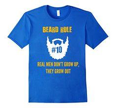 Men's Beard rule 10- Real men don't grow up they grow out... https://www.amazon.com/dp/B01KGPU4QI/ref=cm_sw_r_pi_dp_x_aupbybVN66ENG