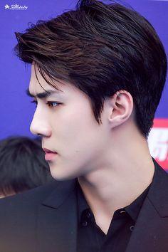 #Exo 오 세 훈 Sehun 16th Chinese Music Award Red carpet 160409