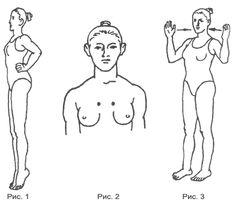 Упражнения для сохранения формы груди и укрепления грудных мышц
