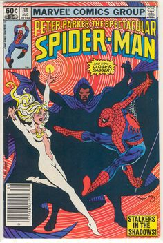 Title: Spectacular Spider-Man (Peter Parker) | Year: 1976 | Publisher: Marvel | Number: 81 | Print: 1 | Type: Regular | TitleId: 5d40f9ff-adb2-4cbd-8b93-352766854c89