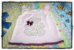 Mi pequeño osito para los bebés de la casa (4-6m) (6-9m) (12-18m) (1/2-2 años) Fashion, World, Home, T Shirts, Bebe, Moda, Fashion Styles, Fashion Illustrations