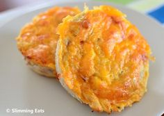 Tuna and Sweetcorn Mini Quiches- two quiches make 1 HeA on EE Extra Easy Slimming World, Easy Slimming World Recipes, Slimming World Snacks, Slimming World Free, Slimming Eats, Healthy Eating Recipes, Vegetarian Recipes, Healthy Food, Cooking Recipes