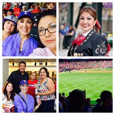 Hispanic Heritage Month with the Texas  Rangers!