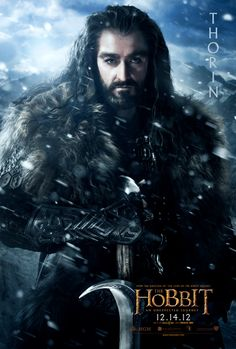 The Hobbit - An Unexpect Journey : Richard Armitage as Thorin Oakenshield