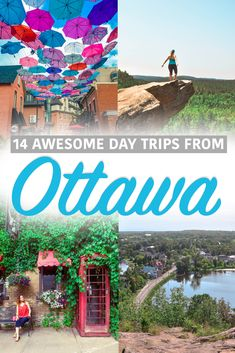 14 Awesome Day Trips from Ottawa (Under 2 Hours Away) - Nina Near and Far Toronto Canada, Canada Travel, Travel Usa, Canada Trip, Lonely Planet, Canada Destinations, Visit Canada, Short Trip, Travel Guides