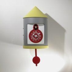 Reloj de pared Silos de Progetti en Tendenza Store