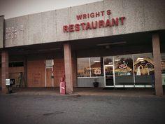 Wright's Restaurant, a family favorite. #tuscaloosa