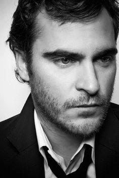 Joaquin Phoenix photographed by Christopher Beyer, 2007.