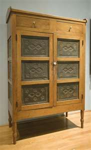 FRONT ROYAL -- While almost every household was once graced with a pie safe, the cabinets and cupboards have become a vanishing yet prized item in recent decades. A ...