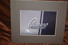 Camaro by Cruisincars on Etsy, $10.00
