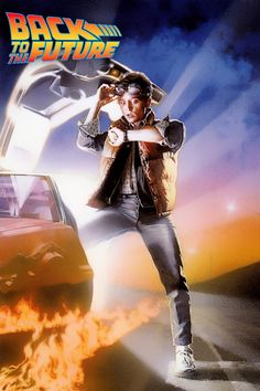Movie Poster - Back to the Future