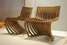 Pantosh Chair - Lattoog
