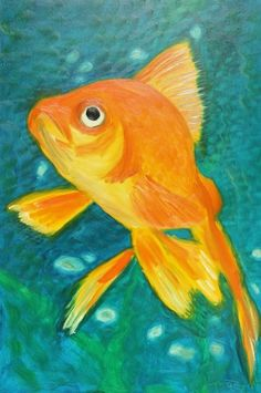 """For Sale: """"Goldfish"""" by Richard McKey 