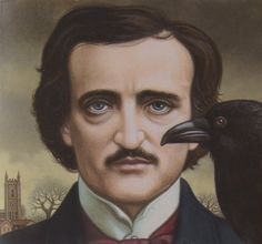 The One, The Only, Edgar Allan Poe.