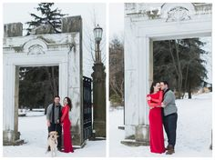 Winter Engagement Photography at the Guildwood Inn Winter Engagement, Engagement Shoots, Engagement Photography, Looking Stunning, Handsome, Fashion, Moda, Engagement Pictures, Fashion Styles