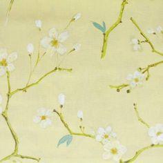 Prestigious Textiles Wordsworth Fabrics Emi Fabric - Eau De Nil - 5984/574