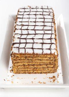Provereni recepti. Cooks and Bakes: Jelenina Esterhazi torta