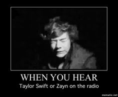 Nah, only Taylor. True Directioners will love Zayn and accept the choice he made.