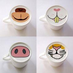 Kreatív bögrék / Creative mugs