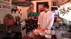 Programa VIVA Cozinha, com Márcia Unfer e Bernardo Faria