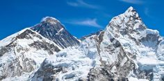 """""""2015 was the first year since 1974 in which no climber successfully made it to the top of Mount Everest."""""""