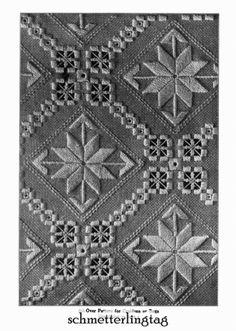 Hardanger Book Priscilla Embroidery Designs 1925 | eBay