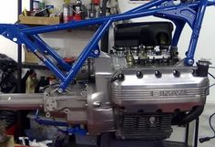 Fast road K100 engine (3)