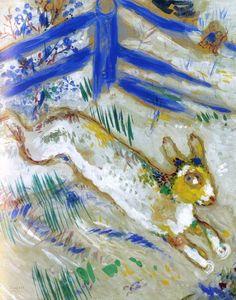 Marc Chagall & Jean de La Fontaine   Favole a Colori   Tutt'Art@   Pittura * Scultura * Poesia * Musica   #modern