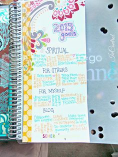 Simply in Control: Honest Erin Condren Planner Review and How to Personalize SIMPLY!
