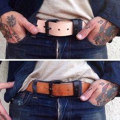 Minimalist Belt – Ewing Dry Goods