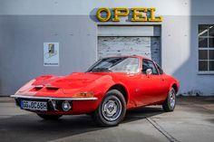 Το Opel GT έκλεισε μισό αιώνα!