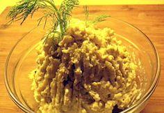 13 egészséges zöldségkrém reggelire | NOSALTY Hummus Dip, Love Food, Risotto, Macaroni And Cheese, Dips, Oatmeal, Breakfast, Ethnic Recipes, The Oatmeal