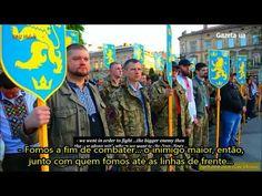 Neonazistas ucranianos comemoram o aniversário da Divisão SS Galícia [Ar...