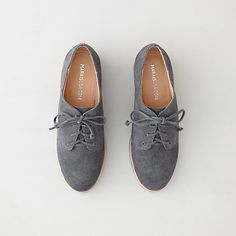 Marais Gentleman's Oxford | Women's Shoes | Steven Alan