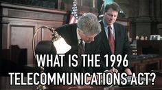 What is The 1996 Telecommunications Act? (Inbox.exe)