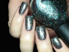 Nicole by OPI Kardashing Through the Snow