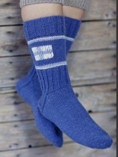 Lippusukat Novita Nalle | Novita knits
